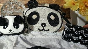 A panda bag set